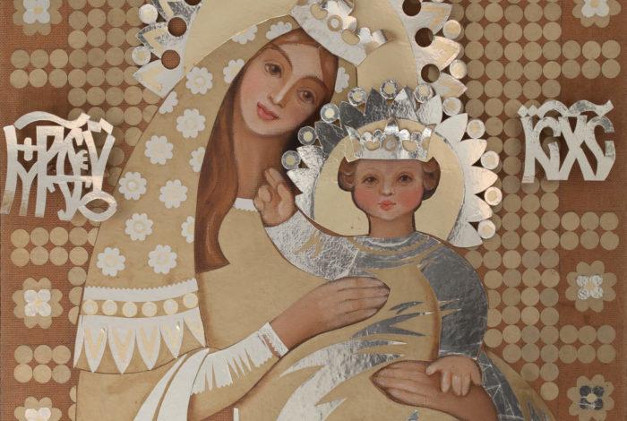 Nuestra Señora con Niño Jesús