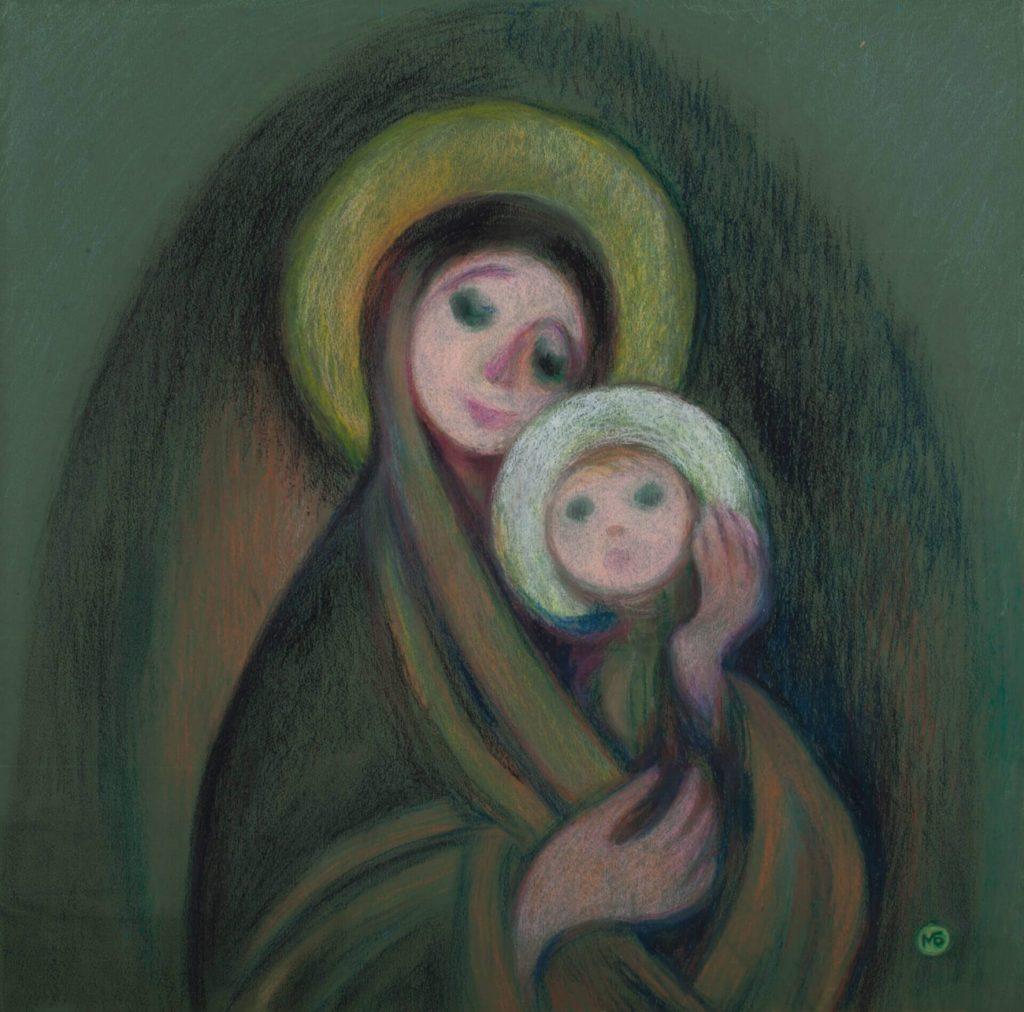 Canción de maternidad