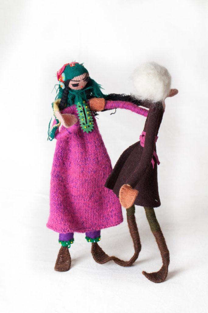 رقص تركمانستاني