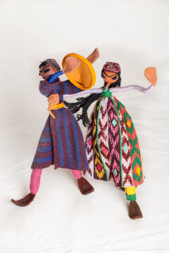 Danza uzbeka